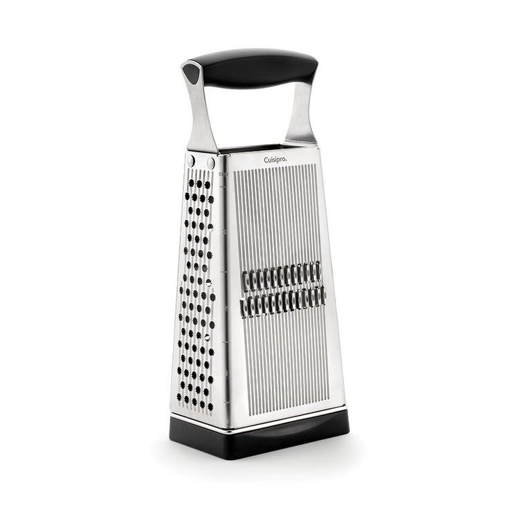 Cuisipro Surface Glide Technology Garnishing Box Grater - Cuisipro USA