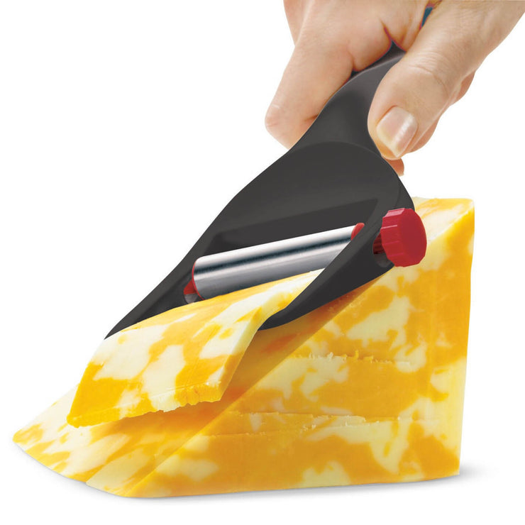 Cuisipro  Black  Adjustable Cheese Slicer - Cuisipro USA