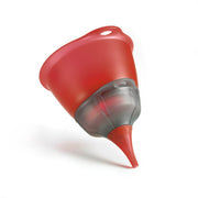 3-in-1 Funnel Red 7.5""
