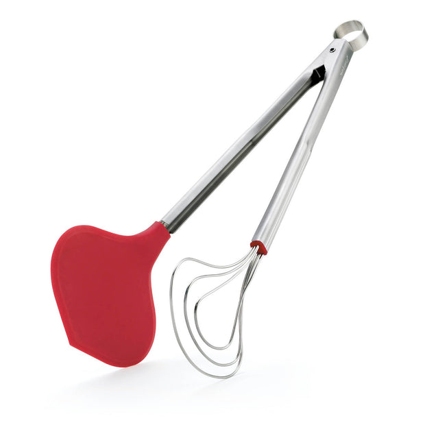 Cuisipro Red Fish Tongs - Cuisipro USA