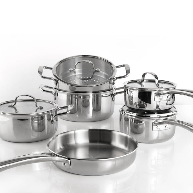 Cuisipro Acapella Cookware Set _Set of 10 - Cuisipro USA