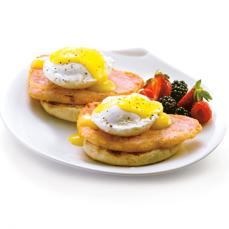 Cuisipro Yellow Egg Poacher- Set of 2