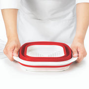 Cuisipro  Red Collapsible Yogurt Maker