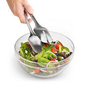 Cuisipro  Silver  Stainless Steel Salad Tongs - Cuisipro USA