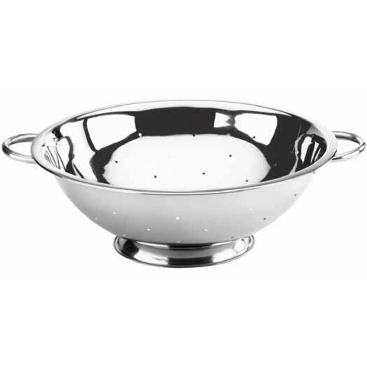 Cuisipro  Silver Professional Footed Colander - Cuisipro USA