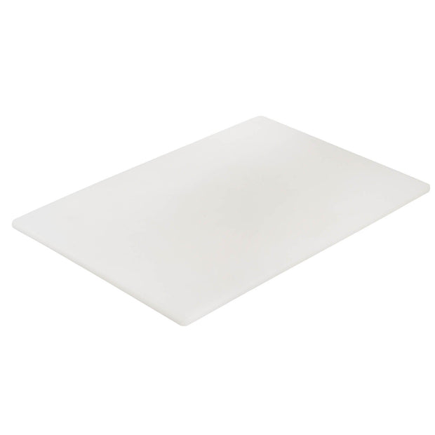 Professional Cutting Board  White  12x18""
