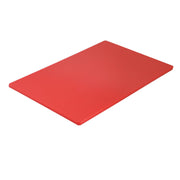 Professional Cutting Board  Red 12x18""