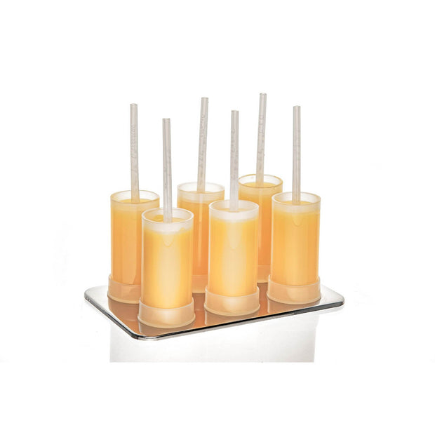 Cuisipro Retro Push-Up  Ice Pop Molds_Set of 6 - Cuisipro USA