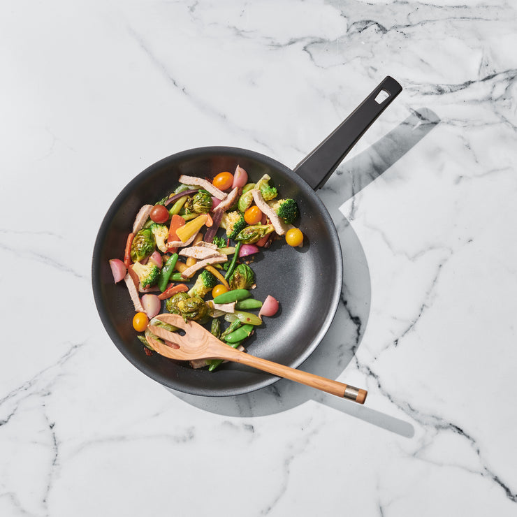 "Cuisipro Soft-Touch Aluminum 9.5""/24cm Fry Pan"