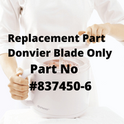 Donvier Replacement Part -Blade Only - Cuisipro USA
