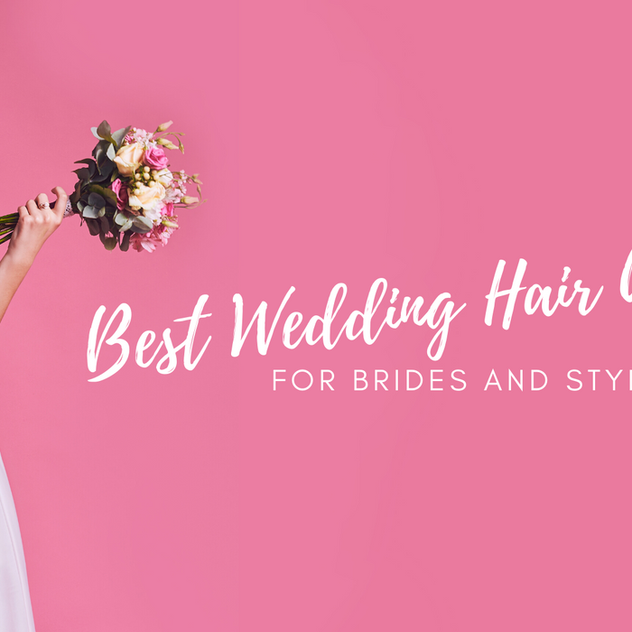 The Best Wedding Hair Advice for Brides and Stylists