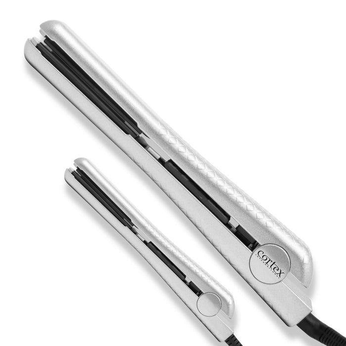 Black Series Duo Flat Iron Set