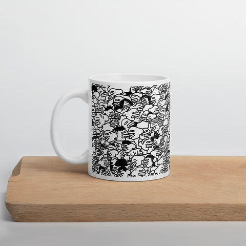 Willoughby All-over Mug