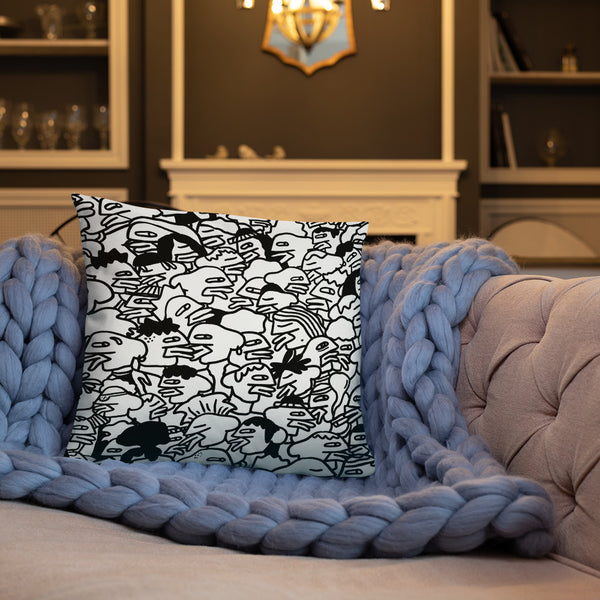 Willoughby All-over Pillow