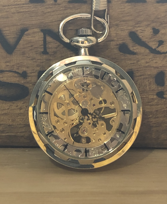 Hand Winding Mechanical Pocket watch
