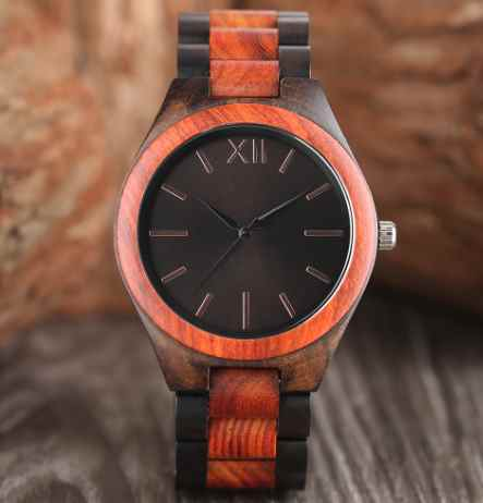 All Wooden watch