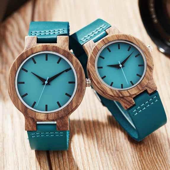 Lovers Wooden watches