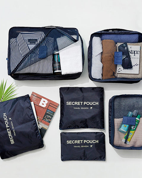 L.Pick Travel Pouch Set (4474597539918)