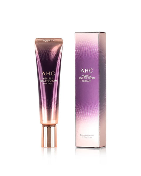 AHC Ageless Real eye cream for face (4379349975118)