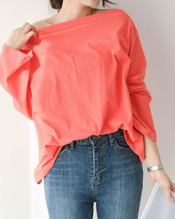 Nina Off-Shoulder Top (4509411639374)