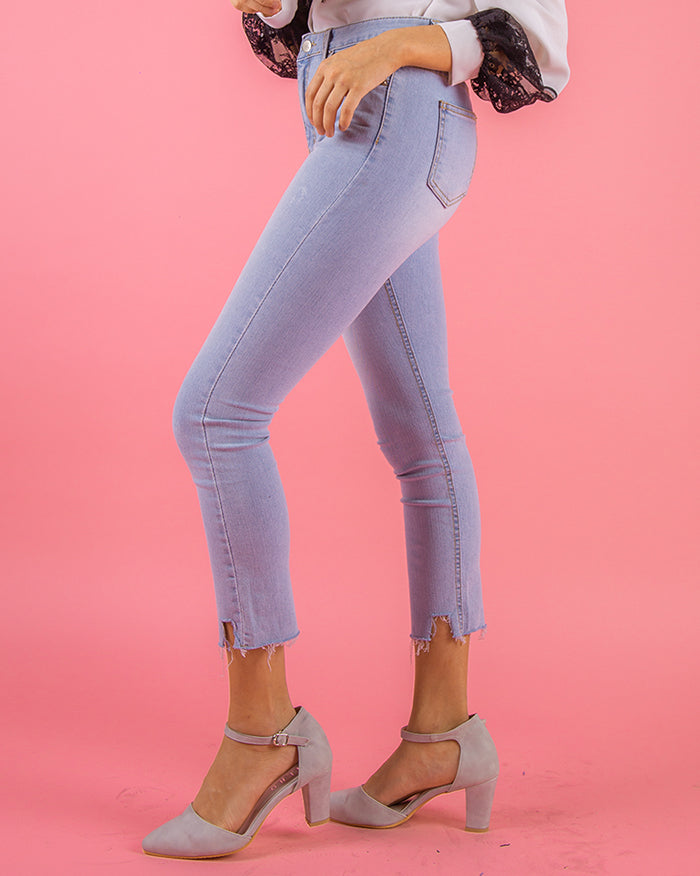 Honey Slim-Fit Jeans (4384359022670)