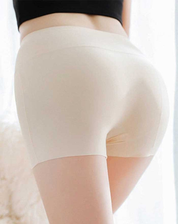 High Waisted Shapewear Shorts (6077564387500)