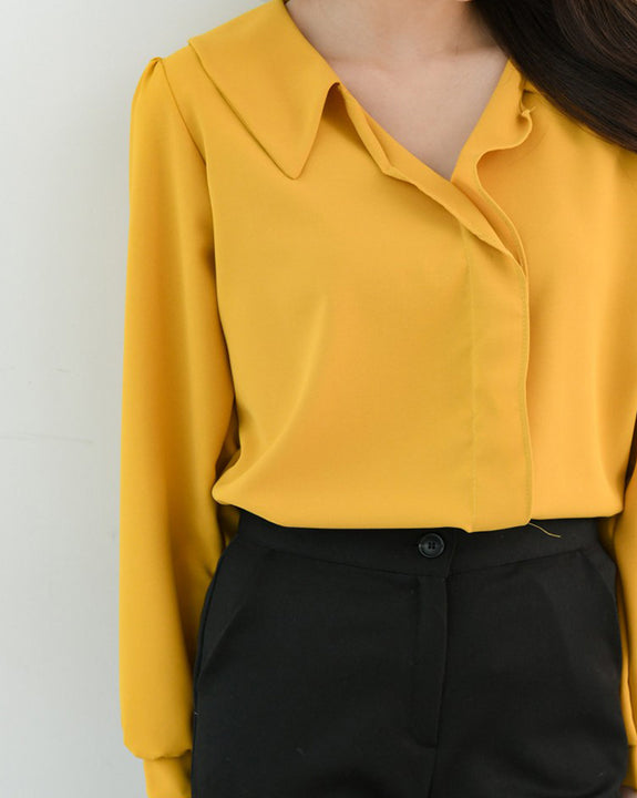 Cheese Blouse (4506346913870)