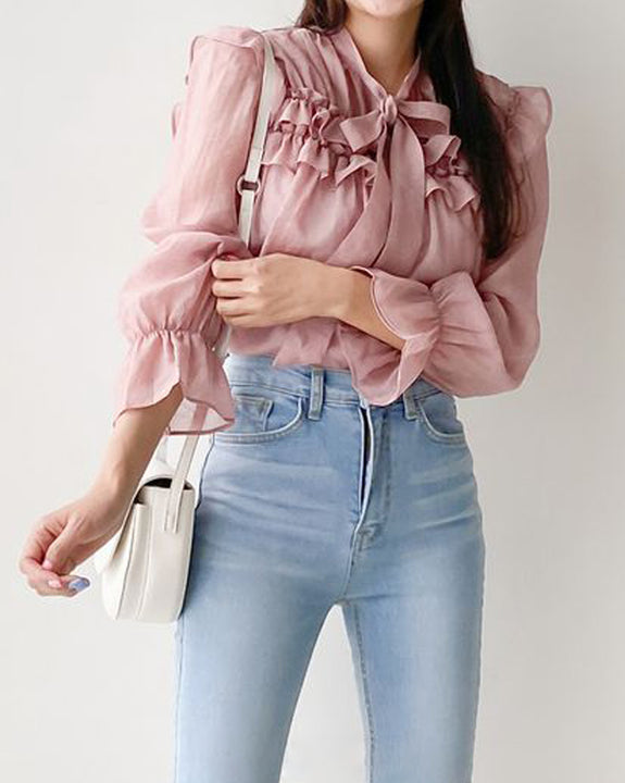 Adore You Blouse (4648696578126)