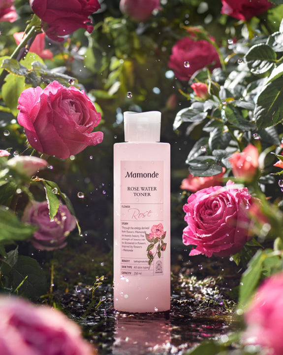MAMONDE Rose Water Toner (4713291841614)