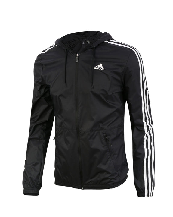 ADIDAS Essential 3S Wind Jacket (4752201875534)