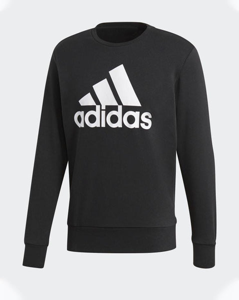 ADIDAS Essentials Logo Crew neck Sweatshirt (4718388084814)