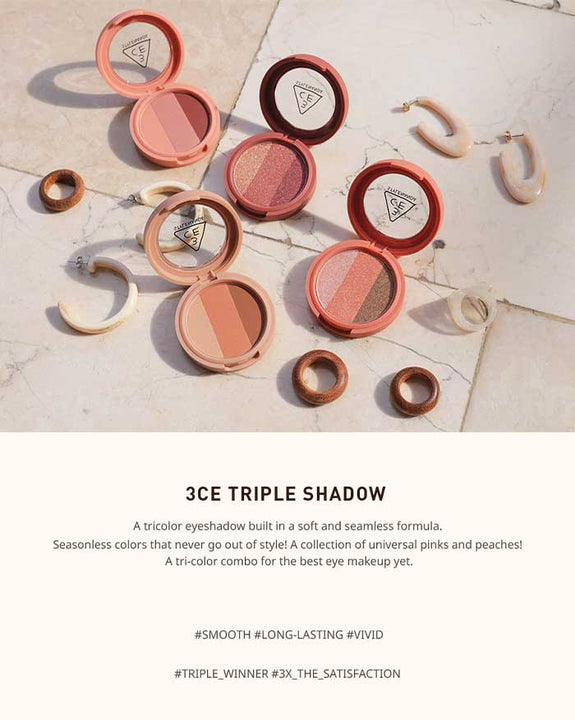 3CE TRIPLE SHADOW #OVERSTAY (6120322039980)