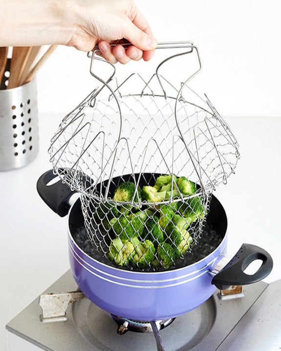 Multipurpose stainless basket (4708530094158)