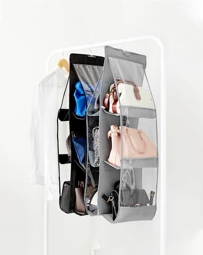 On.F Hanging Handbag Organizer (4702547279950)