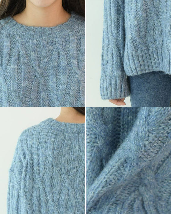 Beloved Mohair Knit Top (4772782014542)