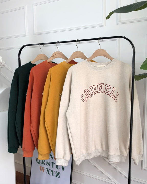 CORNELL SWEATSHIRT TOP (4801102741582)