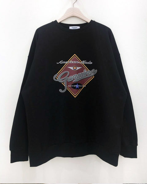 Motorcycles Sweatshirt (4716566347854)