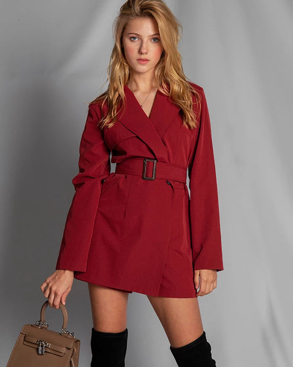 Trench Jumpsuit (4383410061390)