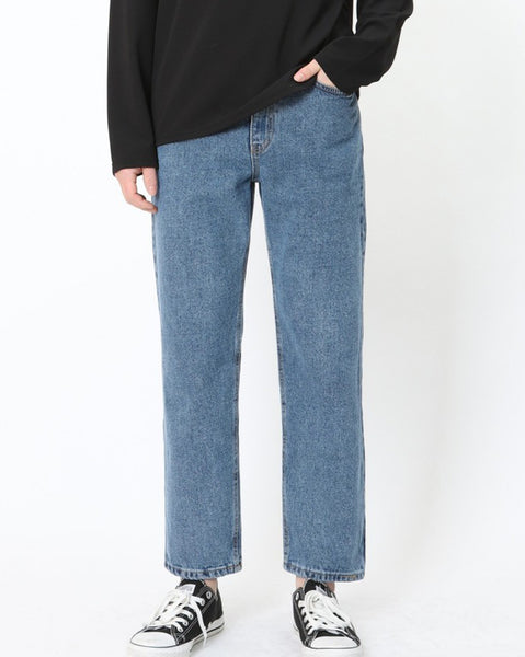 Normal Washing Jeans (4553533259854)