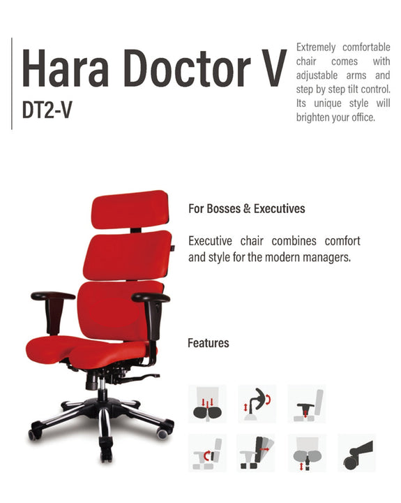 [HARA CHAIR] DOCTOR V (6211346727084)