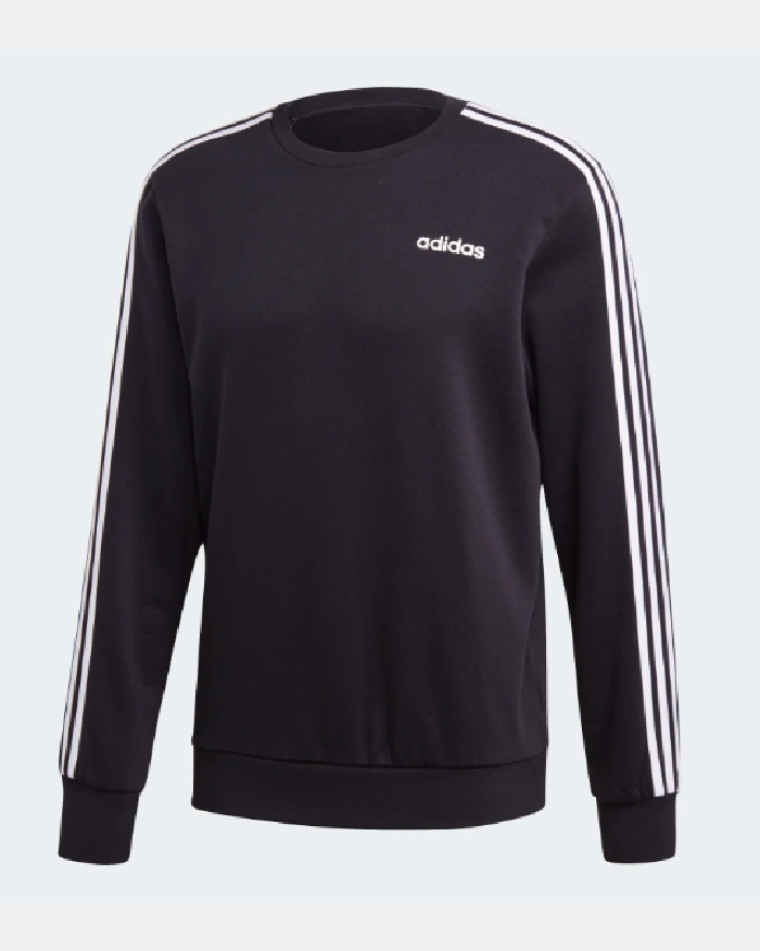 Adidas Men Essential 3S Crew Shirts (4795383971918)