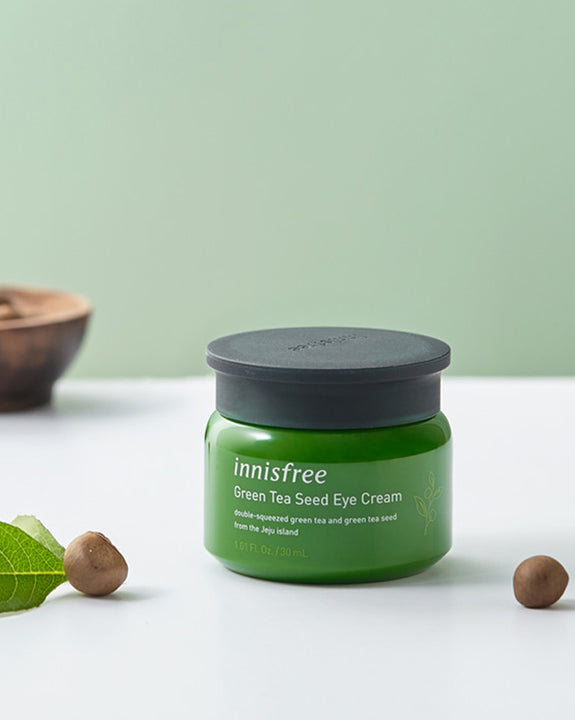 INNISFREE Green Tea Seed Eye Cream (30ml) (4817412128846)
