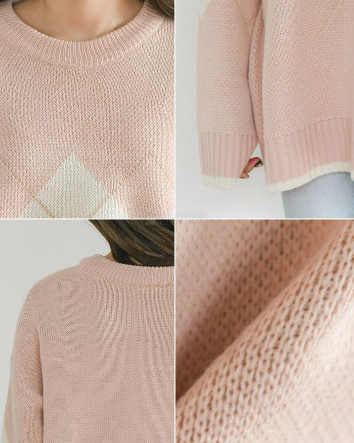 Cozy From Dia Knit Top (4614061293646)