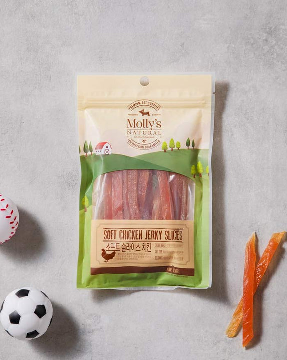 [Molly] Soft sliced chicken 100g (6548521910444)