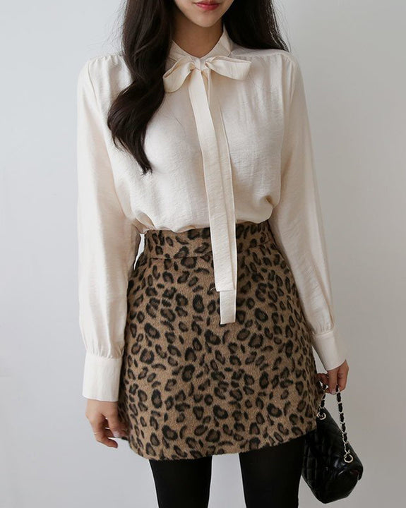 Ari Tie Point Blouse (4785994530894)