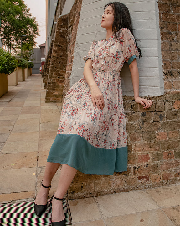 Summer In Morocco Dress (4428111577166)