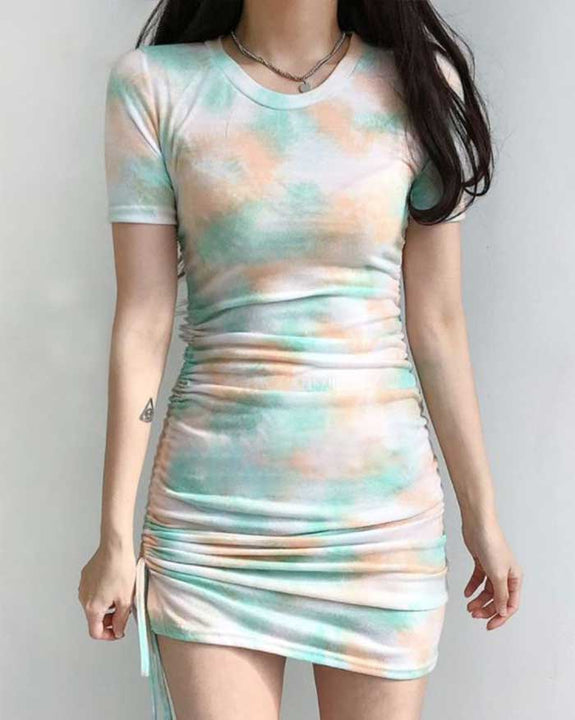 Airy Cloudy Dress (6120212660396)