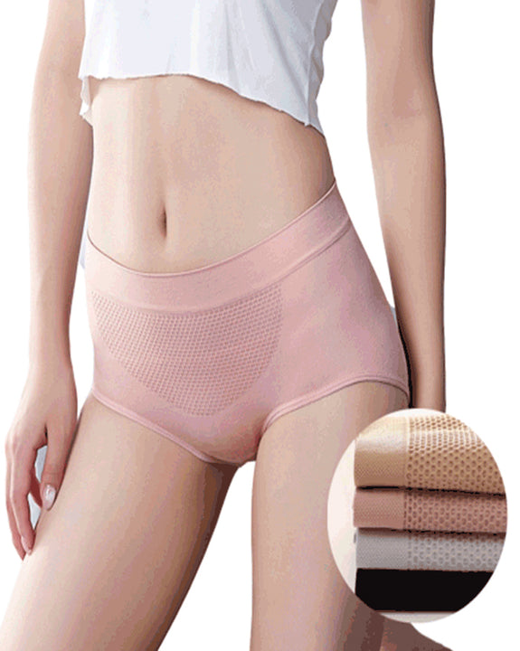 Belly Cover & Hip up Panties 4Colors (4734023729230)