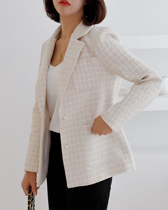 Valen Tweed Jacket (4702501830734)