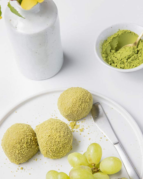 [SYDNEY ONLY] Matcha cream rice cake 40g*15 (6569570566316)